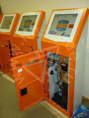 Терминал приема платежей с фискальным регистратором
