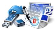 Электронная подпись, ЭЦП,  ЭП,  ГОСЗАКАЗ, электронный аукцион, КриптоПро