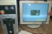 Компьютер и колонки 5.1